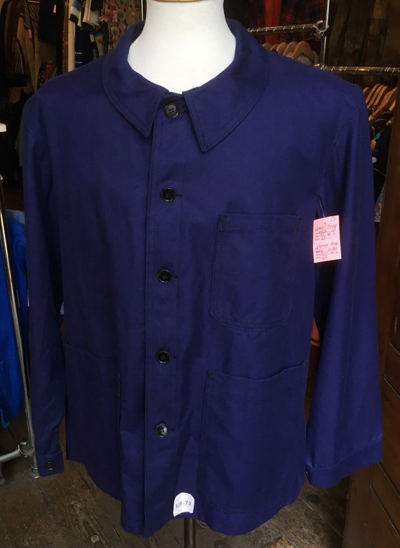 NOS French Work Jacket