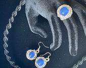 Infinity Bird Nest Jewelry Set