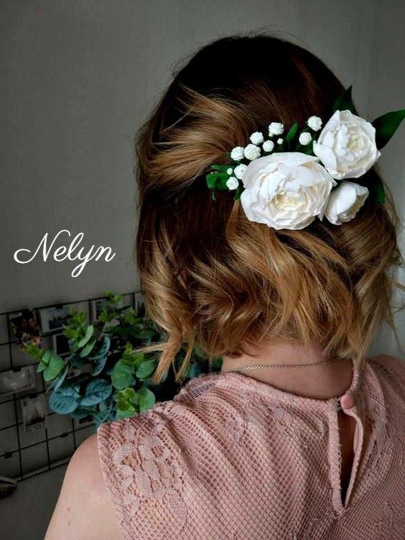Gorgeous Decoclay floral headband.