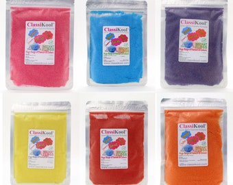 1kg [25 Choices] Classikool Professional Candy Floss Sugar (Free UK Mainland Postage)