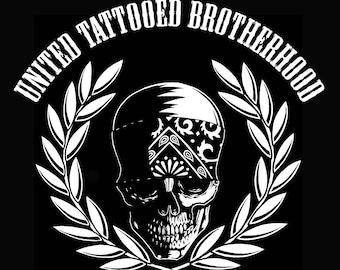 UTB Tattoo Black Hoodie