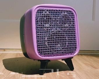 "Active speaker ""milka"" with bluetooth"