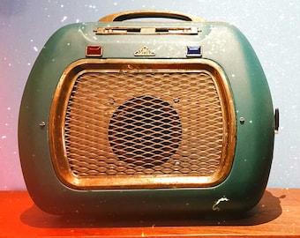 "speaker ""henriette"" with bluetooth & mini jack"