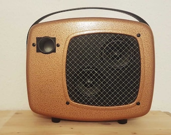 "Active speaker ""benno"" with bluetooth"