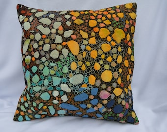 Radiance cushion cover