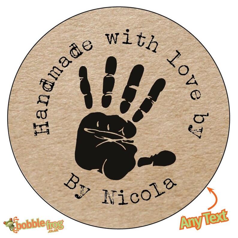 366481bed Pegatinas personalizadas hechas a mano la madre del niño bebé | Etsy