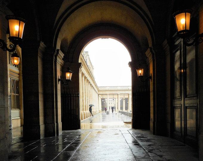 Rendez-vous au Palais Royal