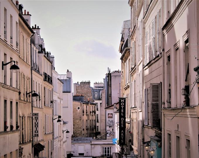 Color photography Le Montmartre d'Amélie 8 x 12 inches (about)
