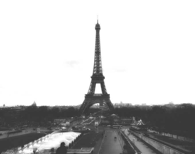 Tour Eiffel ''Paris I forgot''
