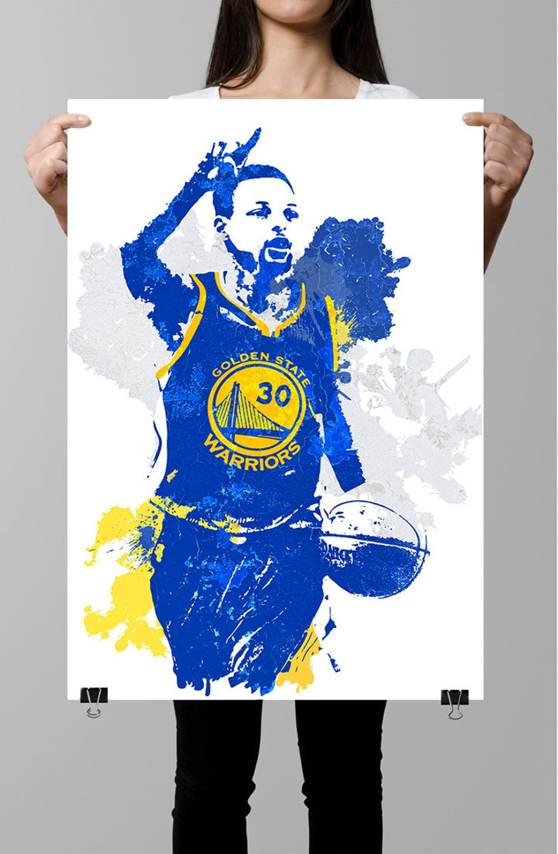 2c452eab817a Golden State Warriors Wall t
