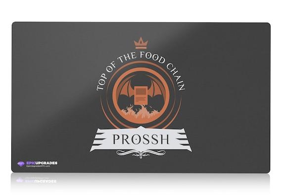 Commander Prossh Playmat - Magic the Gathering 24