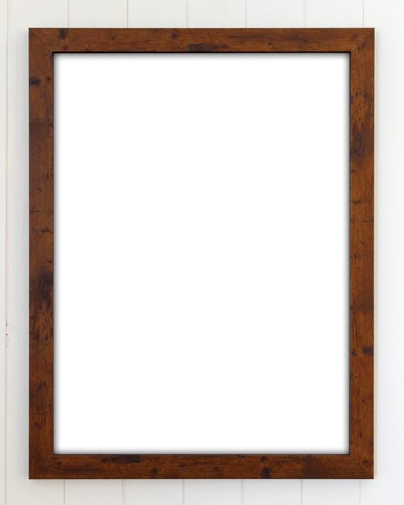 Framed Whiteboard Framed Dry Erase Board 24 X 18 Horizontal Etsy