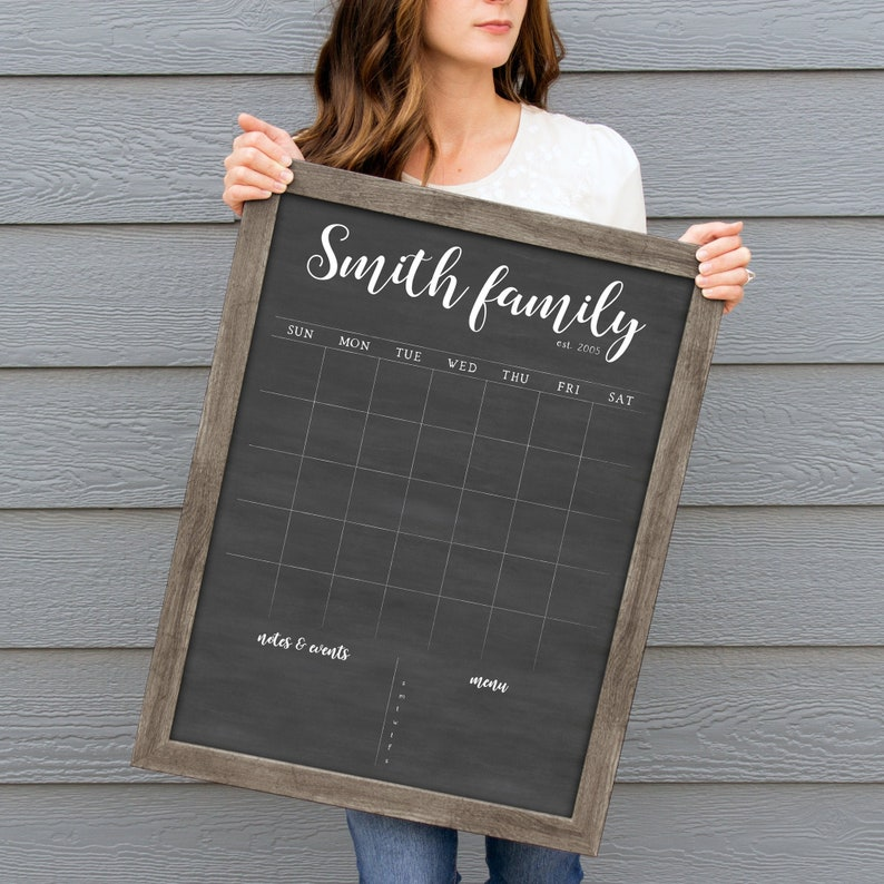 Wall planner | Time management tips for single mums | Beanstalk Mums