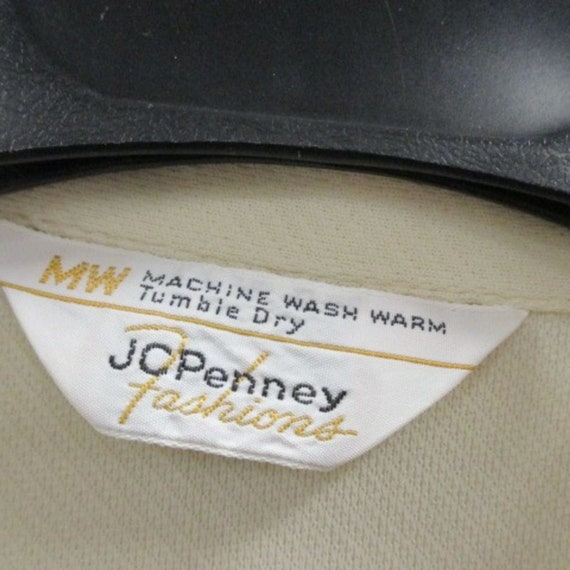 VTG JC Penney sz M embellished western style blous - image 2