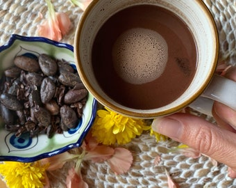 Cacao: Ceremonial Paste, Powder or Beans from Guatemala