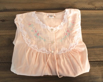 d8227ae67c1ba Vintage sleepwear | Etsy