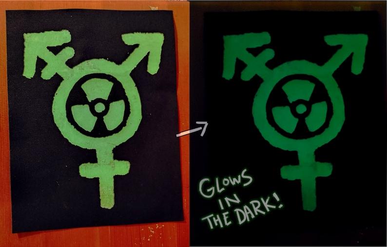 Glow In The Dark Ink