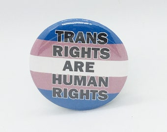 Trans magnet | Etsy