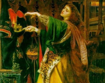 """Witch Subscription Box, PRE-ORDER Morgan Le Fay """"Witches of Lore, Myth, and Magic"""" subscription box"""