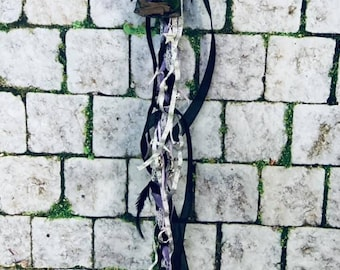 Anti-nightmare Spell Cord, Witch Ladder Cord For Peaceful Sleep