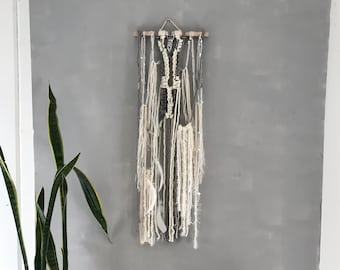 A Deeper Sense of Purpose: Macrame Wall Hanging