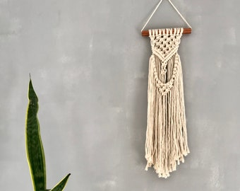 Oracles: Macrame Woven Wall Hanging