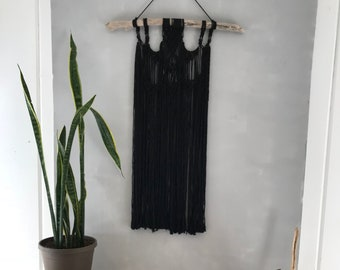 Manifestation: Macrame Wall Hanging