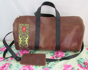 leather weekender bag, distressed duffle bag, men carryall bag, weekender leather bag, satchel bag, travel bag, men travel bag