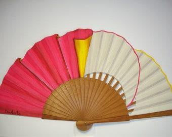 32694d3f2 Abanico flamenco | Etsy