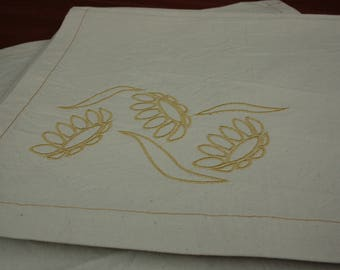 Organic Cotton Napkins,napkins cotton,embroidered napkins,napkin,cotton napkins,table napkin,cotton dinner napkins, shell napkin