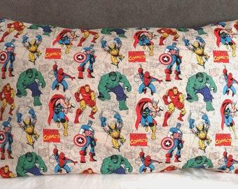 dc comics pillow captain america