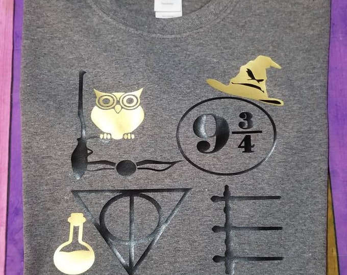 Love Wizard Shirt