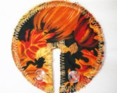 G-tube pads, Mic-key Button Feeding Tube Pads, AMT Button Cover, Fall Thanksgivine Collection 2