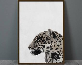 Jaguar Print, Jaguar Wall Decor, Jaguar Poster, Jaguar, Animal Print Wall Decor, Jaguar Wall Art, Jaguar Printable