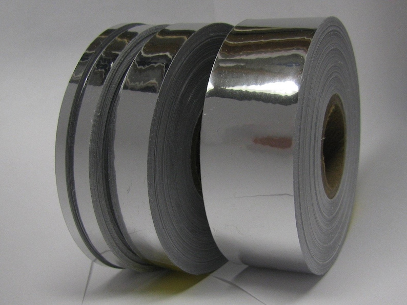 adhesive tape GOLD Chrome Tape Vinyl 1//8 Inch x 50 feet