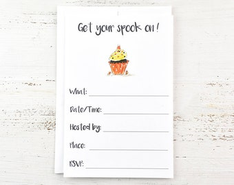 Halloween Party - Halloween Party invites - Kids Halloween Party - Kids Party - Candycorn - Candy corn - Halloween Candy