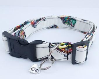 204967dc17 Dog Collar Camper Van