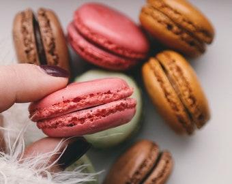 French Macarons (One Dozen)