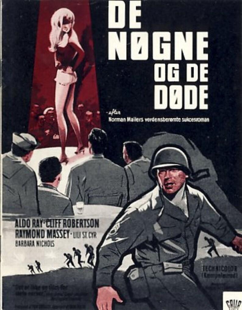 Die Nackten und die Toten - Film 1958 - FILMSTARTS.de