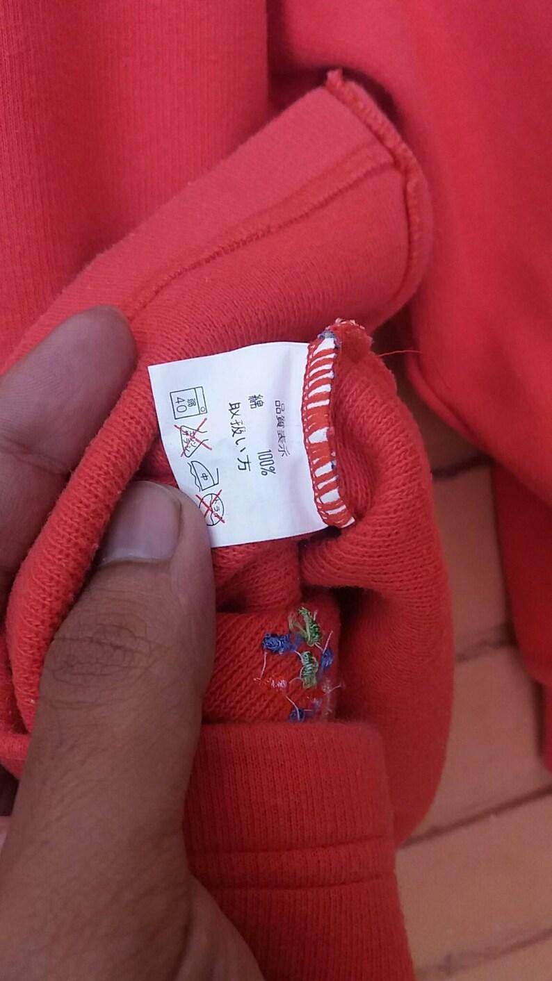 Vintage jantzen pullover sweatshirt spellout embroiderymediumfashion