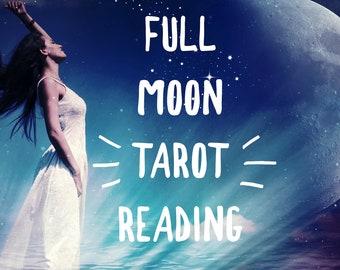 Full Moon Reading ---
