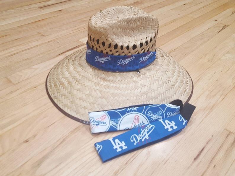 3871ec293f1 Dodgers Dodgers Sun Hat Dodgers Headband Los Angeles