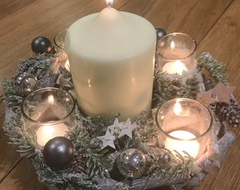Table Candles Etsy