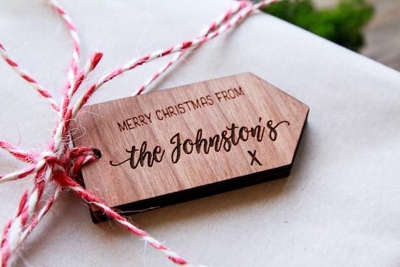 Custom Christmas Gifts.Christmas Tags Custom Christmas Gift Tags Holiday Gift Tags Personalised Gift Tag Christmas Favor Tags Party Favor Tags