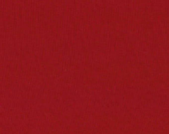 Moda Bella Solids Country Red