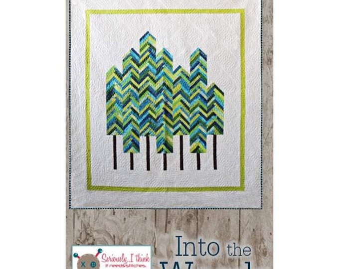 Kelli Fannin Into The Woods Quilt Pattern