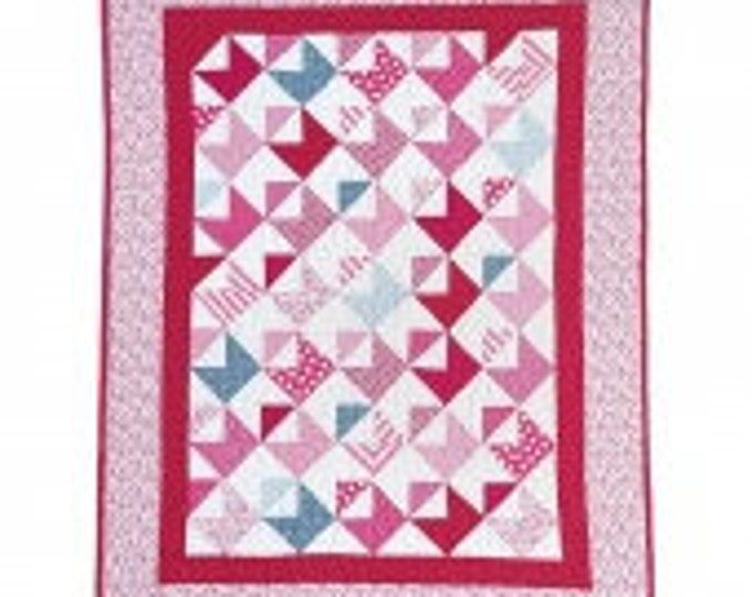 MSQC Love Notes Quilt Kit