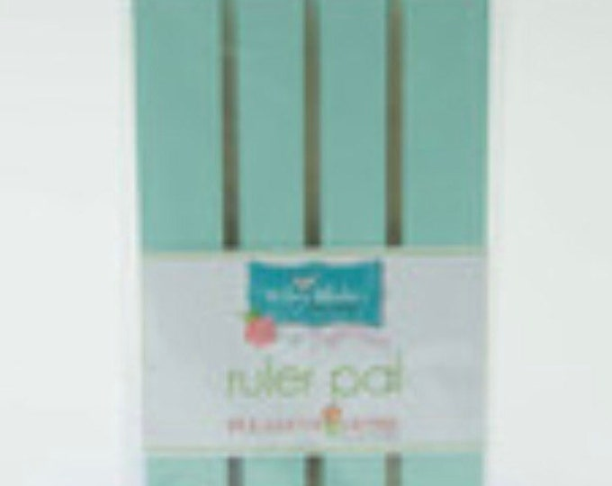 Pleasant Home Ruler Pad - Pillow Mint