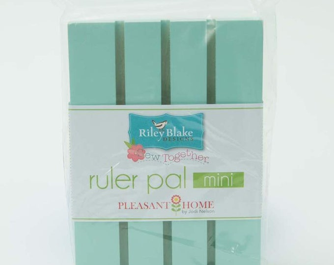 Pleasant Home Mini Ruler Pad - Mint