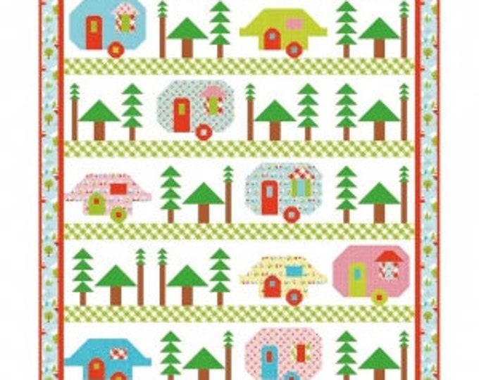 Trailerville Quilt Pattern by Kelly Fannin